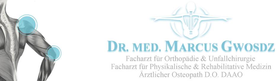 Dr. Marcus Gwosdz
